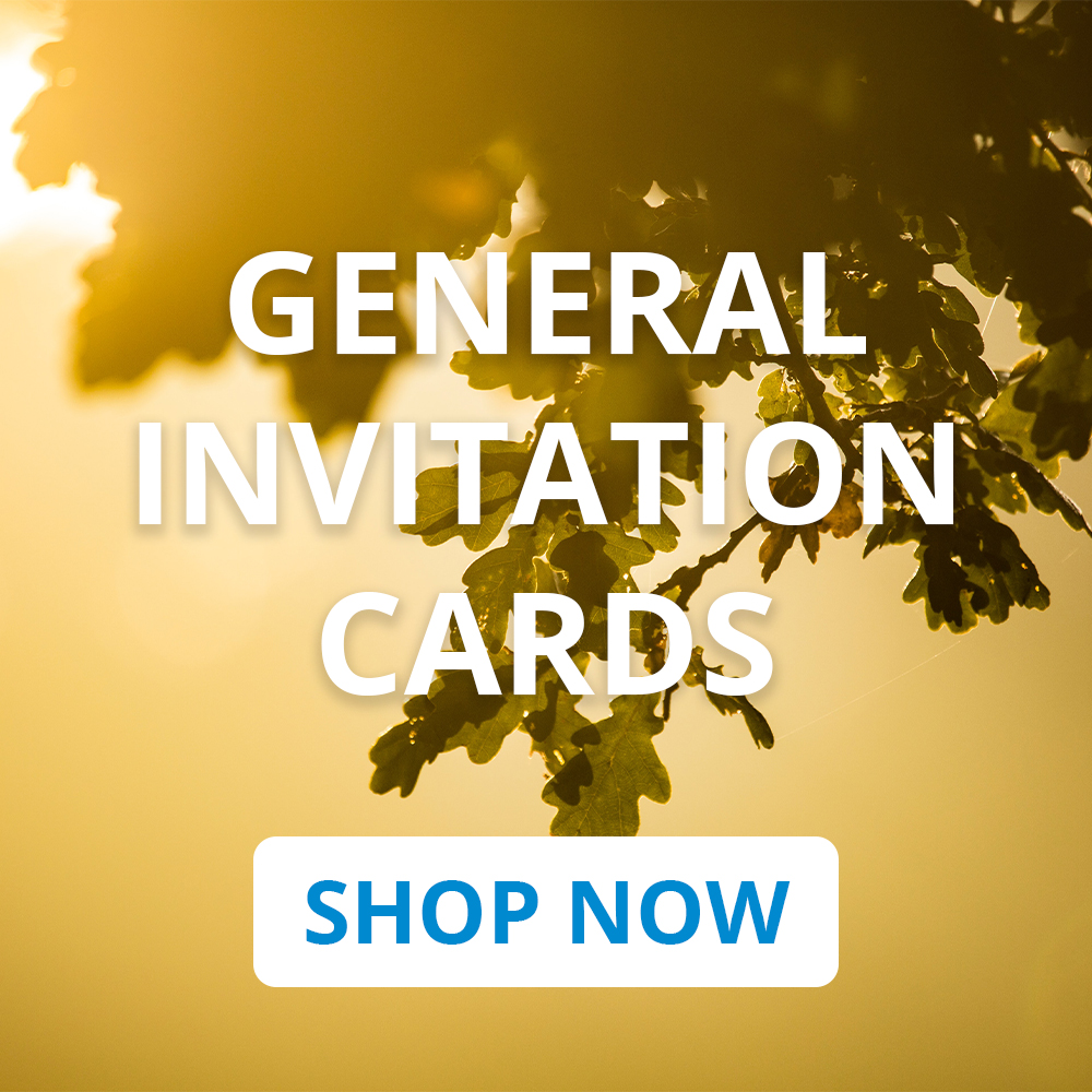 General & Welcome Invitations