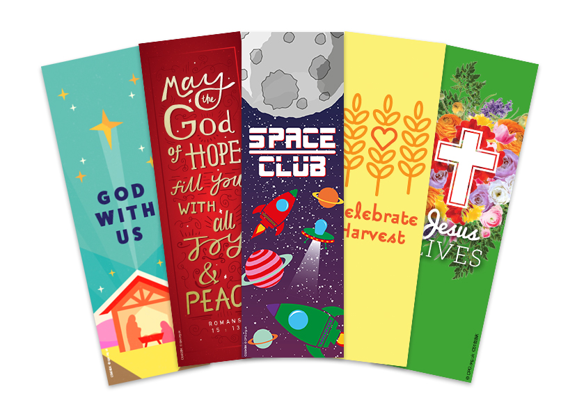 photo relating to Who I Am in Christ Printable Bookmark called Bookmarks - Presents Giveaways :: Christian Submitting and