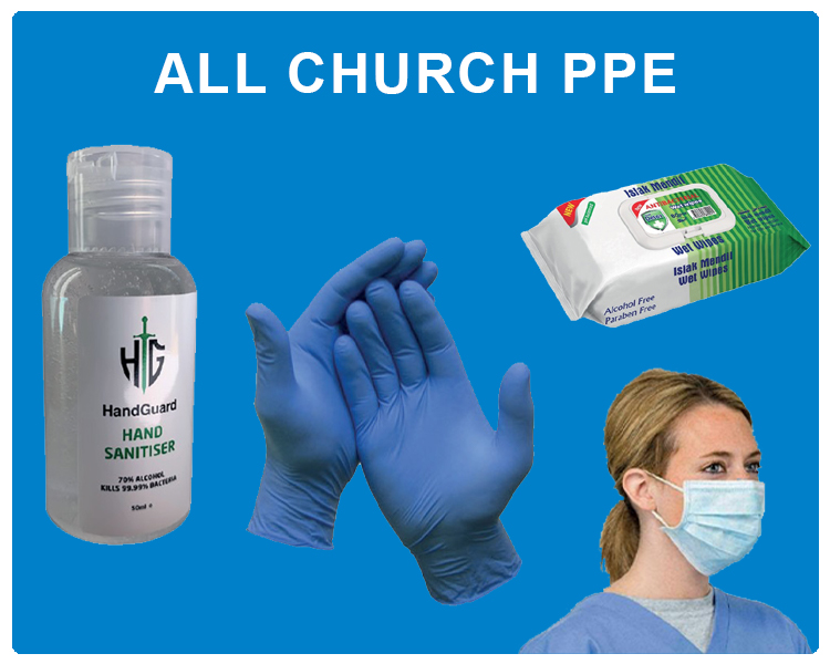 All Church PPE
