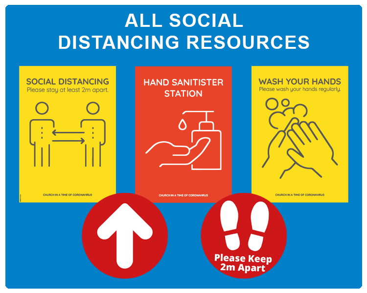 All Social Distancing Resources