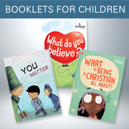 Children's Outreach booklets