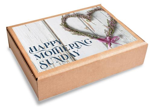 Mothering Sunday Heart Gift box