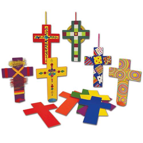 Design Your Own Cross (pk20)