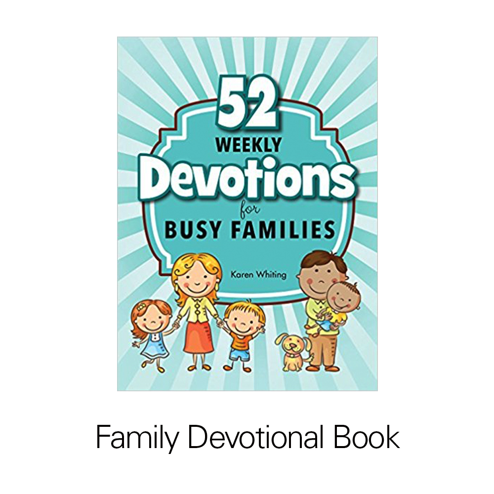 Family Devotional Book