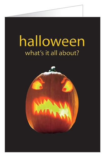 Halloween - Whats it all about - Tract