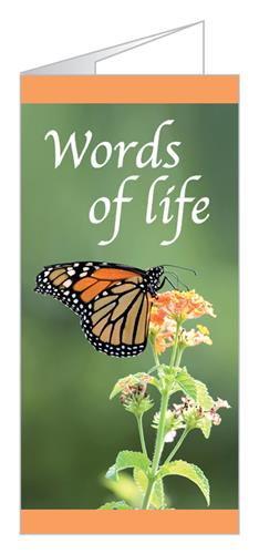 Words of life - Funeral Tract