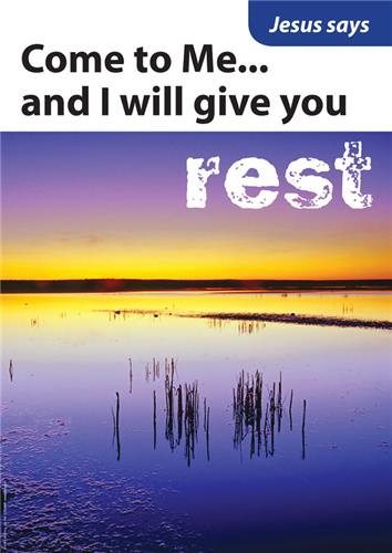 Jesus Says - Rest