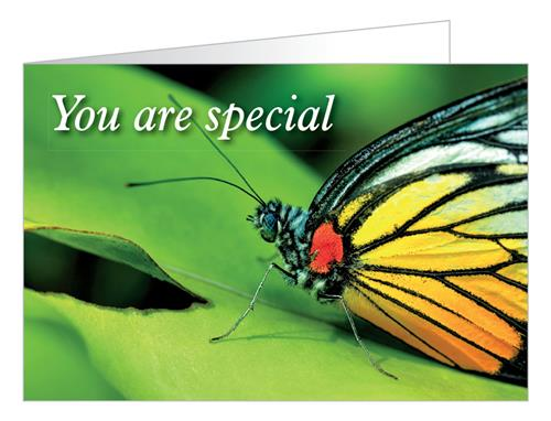 You are special..