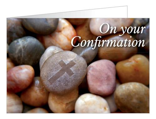 On your confirmation.