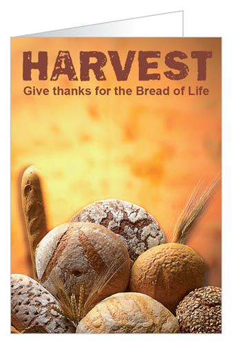 Harvest...Bread of Life