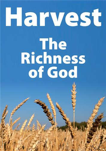 Harvest - The Richness of God