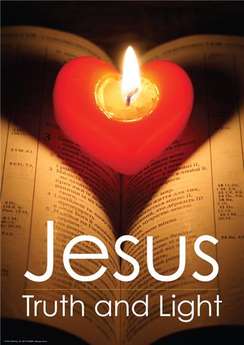 Jesus Truth and Light