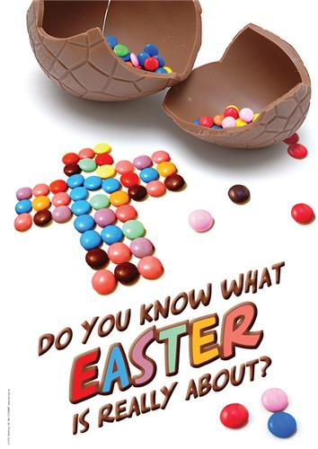 ... what Easter is really about?