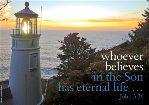Whoever believes (Eternal life)