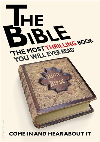The Bible …