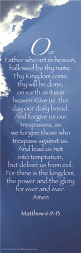 The Lord's Prayer (Traditional)