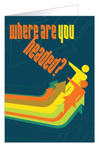 Where are you headed? - Tract