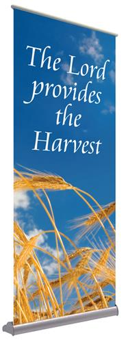The Lord provides the Harvest