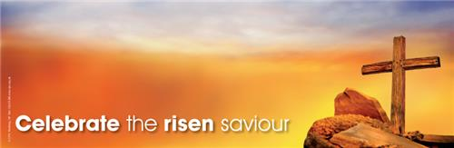 Celebrate the risen saviour