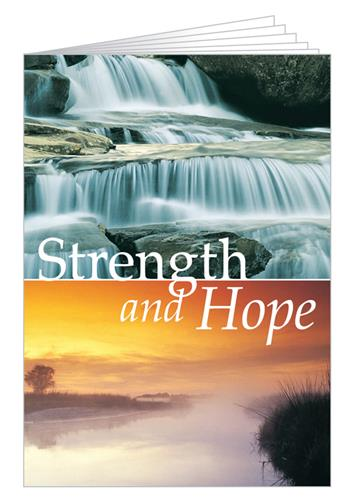 Strength and Hope Booklet
