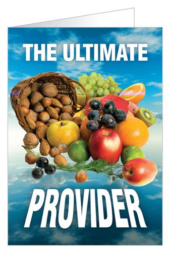 The ultimate provider - Tract