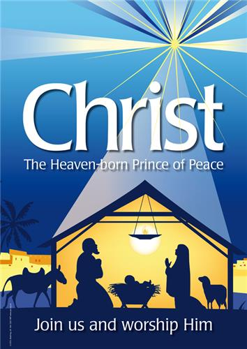 Christ - The Heaven-born Prince of Peace