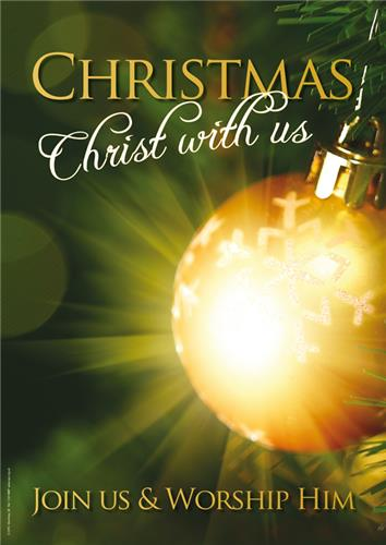 Christmas - Christ with us
