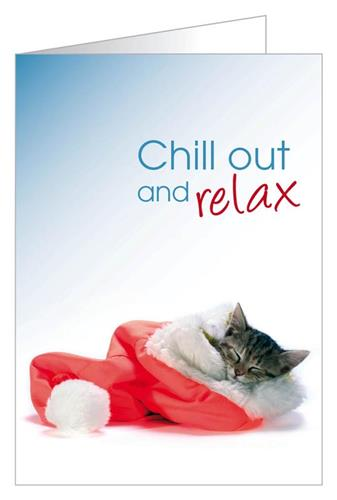 Chill out and relax - Tract