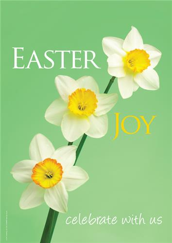 Easter joy celebrate with us
