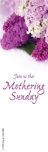 Join us this Mothering Sunday
