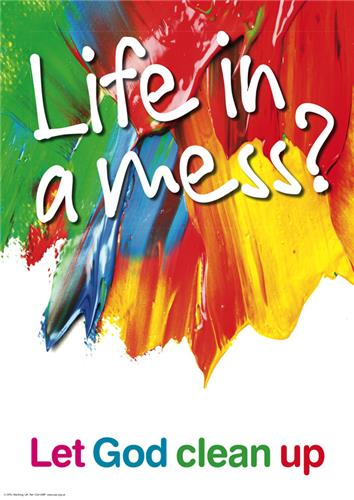 Life in a mess?