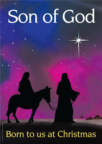 Son of God, born for us