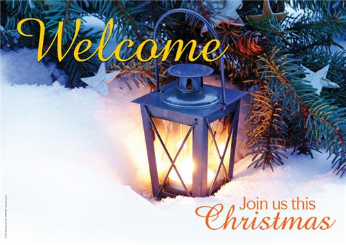 Welcome, join us this Christmas