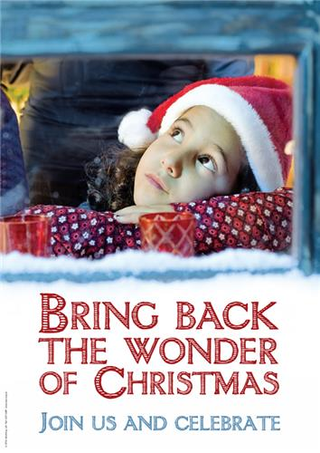 Bring back the wonder