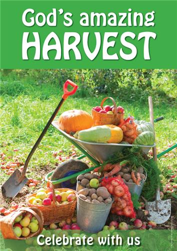 God's Amazing Harvest