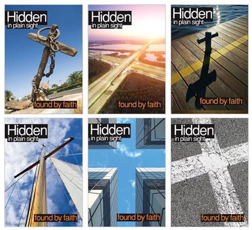 Hidden In Plain Sight Pack (pk6) Poster Pack