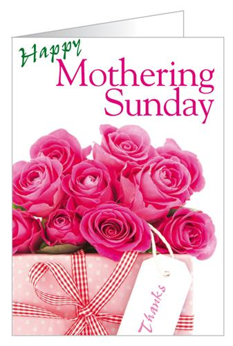 Roses Mothering Sunday