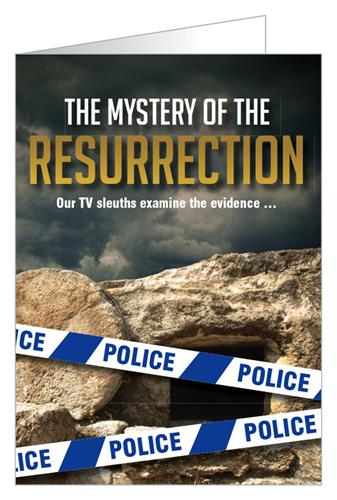 Mystery of the Resurrection - Tract