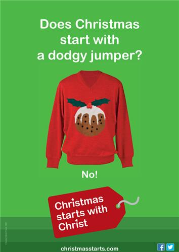 Dodgy Jumper