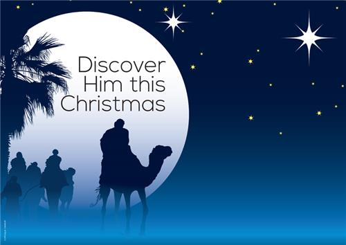 Discover Him