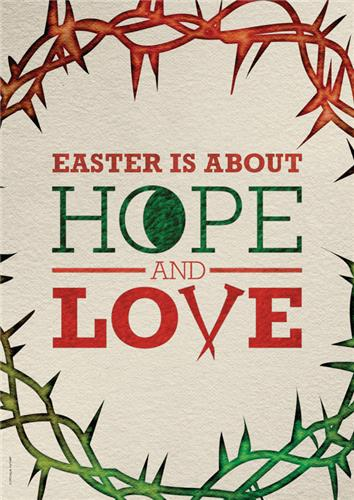 124c9d522 Hope and Love   Easter - PowerPoints - Digital    Christian ...