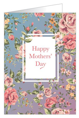 C4712gc mothers day floral greeting card pack greeting cards invitations mothering sunday greeting cards mothers day floral greeting card pack m4hsunfo