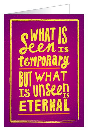 Temporary Eternal