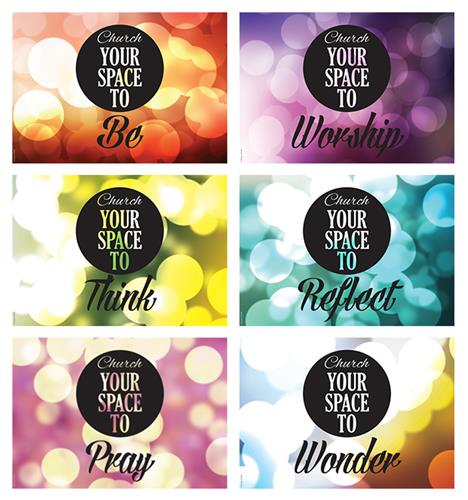 Your Space to - (pk6) Poster Pack