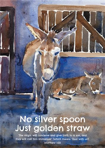 No Silver Spoon