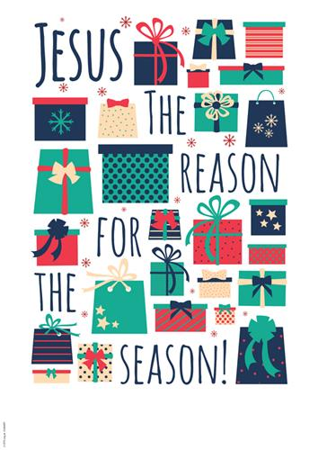 Jesus the Reason