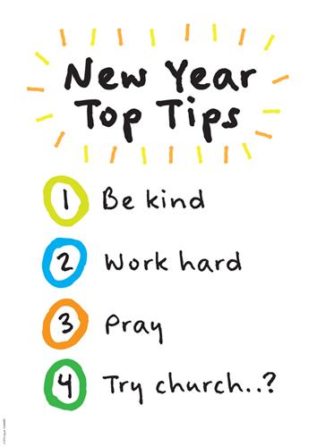New Year Top Tips