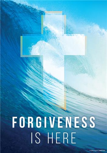 Forgiveness is Here
