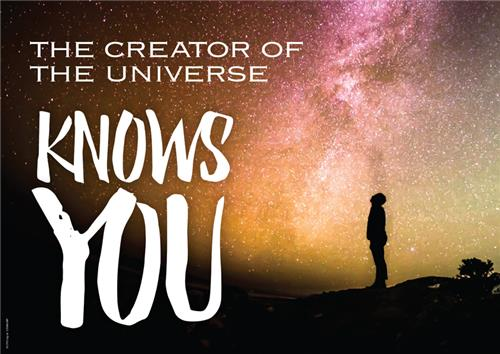 Creator Knows You