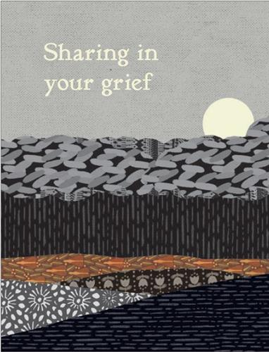 Rites Grief - Single Greeting Card